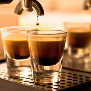 Espresso, Tea, and Coffee Drinks